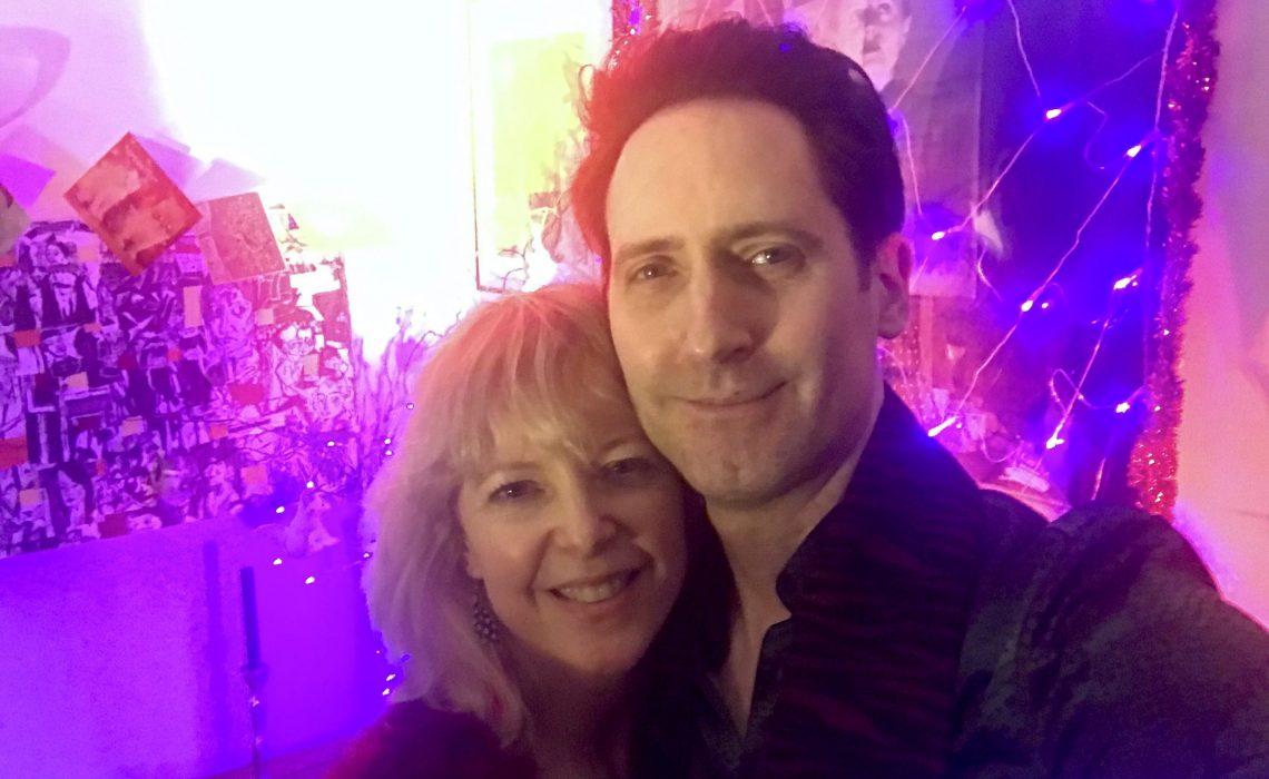 Victoria Bourne and Chris Harper - Hangover Square
